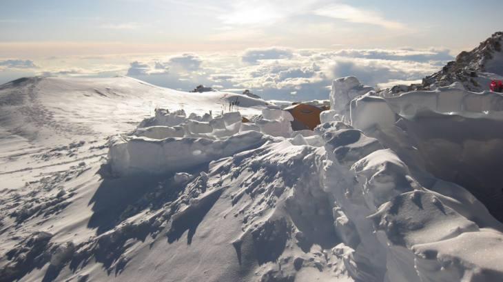 High Camp, Denali, Alaska