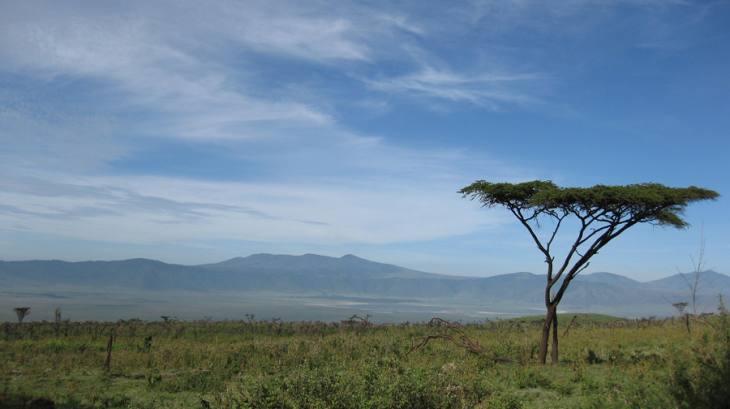 Ngorongoro, Tanzania