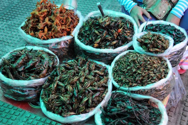 Street Food, Cambodia