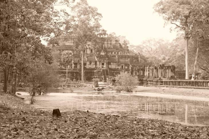 Baphuon Temple, Cambodia