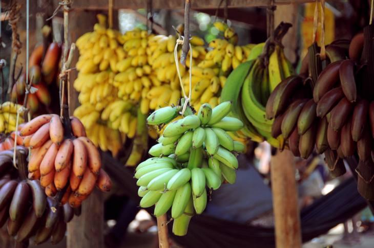 Market, Cambodia
